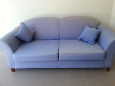 Modern fabric lounge - 3 seater and 2 seater