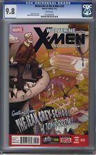 Wolverine & The X-Men (2011 Series) #29 CGC 9.8