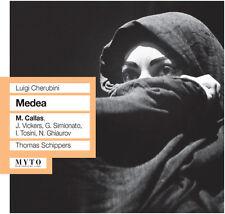 Cherubini / Schippers / Orch E Coro Del Teatro - Medea [New CD]