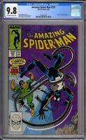 Amazing Spider-Man 297 CGC Graded 9.8 NM/MT Marvel Comics 1988