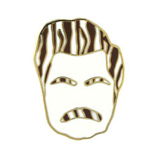 Bacon Ron Swanson enamel pin- parks and recreation, Nick Offerman