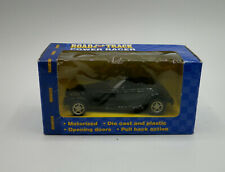 Maisto Power Racer Plymouth Prowler Black 1:32 New Free Shipping