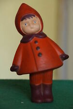 Vintage Soviet Rubber Toy baby child USSR