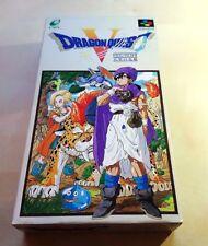 SFC Dragon Quest V JAPAN NTSC Super Famicom SNES