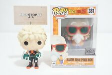 Funko Pop Animation Dragon Ball Z Master Roshi Peace Sign FYE Exclusive In Hand
