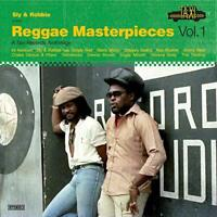VARIOUS ARTISTS - SLY & ROBBIE PRESENTS REGGAE MASTERPIECES VOL. 1. A TAXI RE...