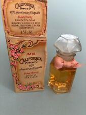 AVON CALIFORNIA PERFUME CO. 1978 ANNIVERSARY KEEPSAKE SWEET HONESTY COLOGNE  NIB