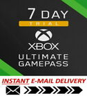XBOX Live Gold Game Pass Ultimate 7DAYS 1 Week - CAN BE STACKED