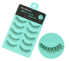 NEW L-03 Japan 5 pairs Handmade Cross Messy Thick False eyelashes Diamond lash