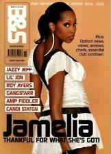 Blues & Soul Magazine 2004  Jamelia  Gangstarr  Candi Staton  Roy Ayers Lil' Jon