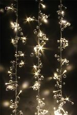 Crystal Chic - 27 LED Indoor Light Chain w/Built In Timer-Battery Operated