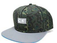 Research and Development Brooklyn Snapback Flat Bill Cap Hat