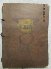 1925 Sturgis High School Yearbook KY Great Photos & Ads 8th YB in School History