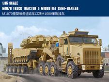 HobbyBoss #85502 1/35U S Army M1070 Truck Tractor&M1000 HET Semi-Trailer