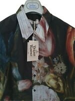 Mens *BNWT* VIVIENNE WESTWOOD long sleeve shirt size 54/XL/large.RRP£385.
