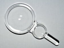 Pack of 5 Double Lens Educational Magnifying Glass Ideal For Fossil Hunting