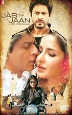 Jab Tak Hai Jaan (2012) Shahrukh Khan, Katrina Kaif, hindi bollywood movie dvd