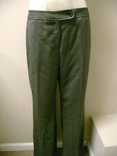 Jones New York Petite Lightly Striped Dress Pant 14P NWT Quarry