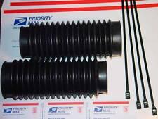 BSA 1956-67, A7, A10, A65,  BSA 441 Victor, OEM  Fork Gaiters & Retainers, F/SH