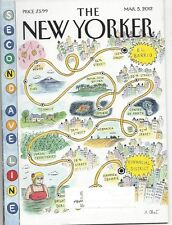 The New Yorker March 5 2012 ~ Roz Chast 2nd Avenue Line ~ ALICE MUNRO ~