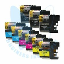 9 PACK New LC 203XL 203 Ink Cartridges For Brother J4620DW J480DW J5720DW J885DW