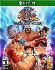Sealed Street Fighter 30th Anniversary Collection (Xbox One, XB1) Brand New