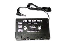 Cassetten Adapter 3.5mm für  iPod MP3-Player Walkman portable CD-Player