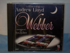 An Evening With Andrew Lloyd Webber By Orlando Pops Orchestra 2001 CD Madacy