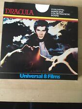Dracula - Super 8 Colour Sound Cine Film