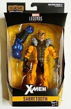 MARVEL LEGENDS SABRETOOTH MARVEL LEGENDS X-MEN SERIES W/ APOCALYPSE BAF MISB!!