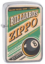 Zippo Lighter ⁕ Billiard Eight Ball Replica 1941 ⁕ 60002537 ⁕ New OVP ⁕ A1203