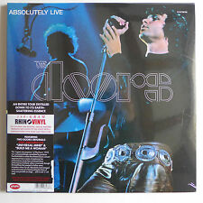 LP/ the doors - absolutely live us / neuf