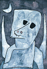 Angel Applicant by Paul Klee 1939 60cm x 41.2cm High Quality Art Print