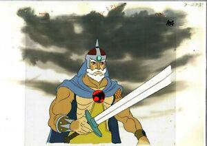 Thundercats Original Production Cel Jaga episode 10
