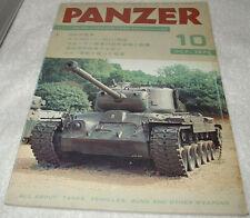 Panzer Magazine 14 1976/10 M46/M48 Tank German Pz.Kpfw.35/38t IDF Yom Kippur War