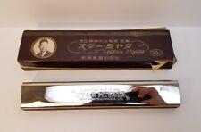 Vintage Director Mr. T. Miyata Star Miyata Harmonica with Box