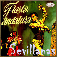 FIESTA ANDALUZA CD Spanish Collection #38