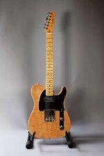 Fender Rarities Chambered Telecaster Flame Maple Top Natural Mint