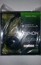 Denon AH-D310R Mobile Elite Ocer-Ear Headphones with 3-Button Remote + Mic
