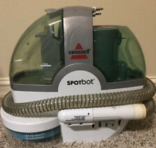 Bissell Spotbot Pet Hands Free Portable Carpet Upholstery Cleaner Model 78R5