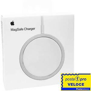 Caricatore Caricabatterie MagSafe per Apple iPhone 12 Pro Max Wireless Originale