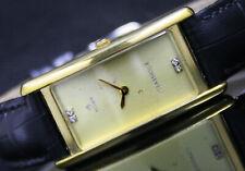 Titan Classique Gold Plated Top Quartz Wrist Watch