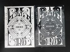 Smoke and Mirrors V2 Special Edition Playing Cards Set New Sealed Dan And Dave