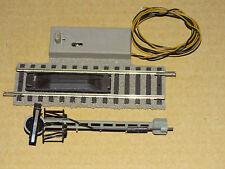 FLEISCHMANN PROFI ( 6113 ) DECROCHE WAGON ELECTRIQUE + SIGNAL MOBILE  HO