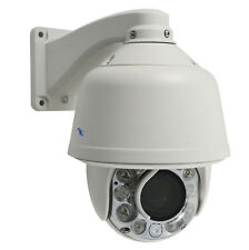 "LineMak PTZ Dome camera, 1/3"" Sony CCD sensor, 650TVL, 9 LEDs, 27x optical zoom."