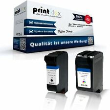 2x Kompatible Tintenpatronen für HP DeskJet845C DeskJet845CVR Dru - Office Serie