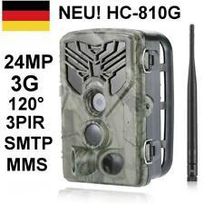 24MP 3G Wildkamera HC-810G Fotofalle Überwachungskamera GPRS 120° Jagdkamera MMS