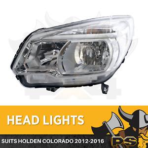 Holden Colorado RG 2012-2016 Headlight Left Hand Side Passenger
