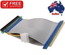 [Bulk Clearance] 40 x 19cm PCI-E 16X-16X Riser Extender Cable