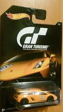 HOT WHEELS GRAN TURISMO LAMBORGHINI GALLARDO LP 570-4 SUPERLEGGERA